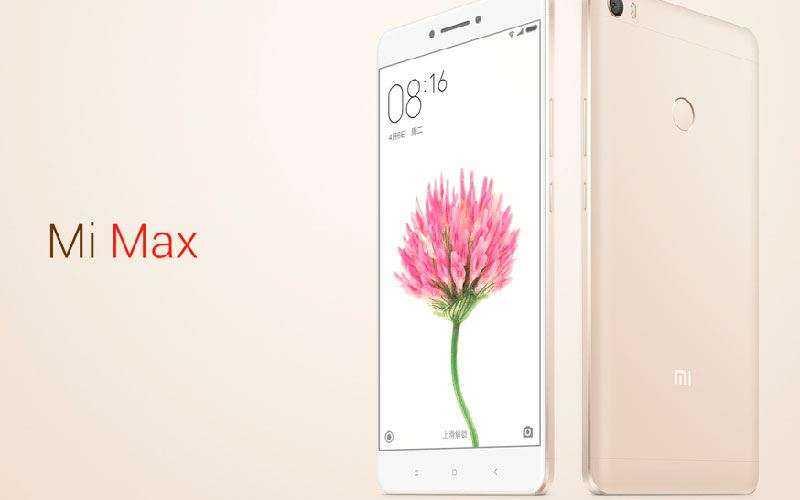 Фаблет Xiaomi MI MAX