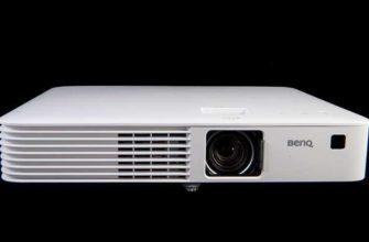 BenQ CH100 - Обзор компактного LED Full HD проектора от BenQ