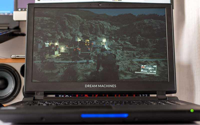 Dream Machines X980 спереди