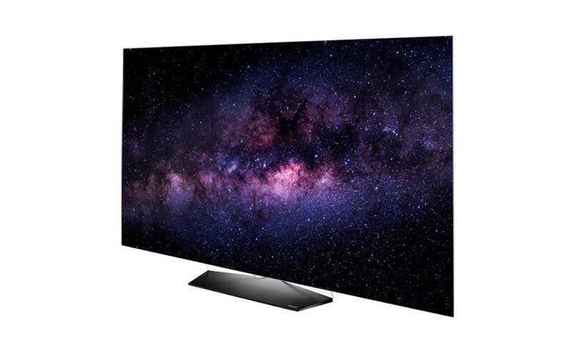 LG HDR OLEDB6J 4K TV