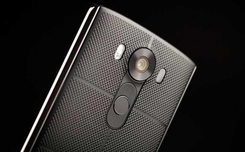 Новый смартфон LG V20