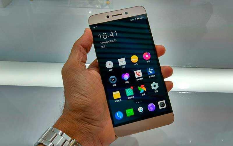 Китайский смартфон LeEco Le 2S
