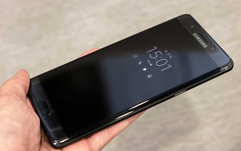 Так выглядит новый Samsung Galaxy Note 7