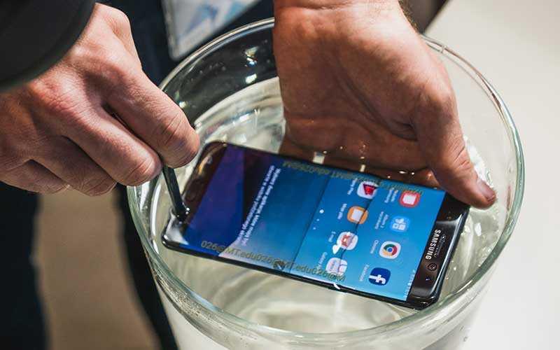 Стилус Samsung Galaxy Note 7