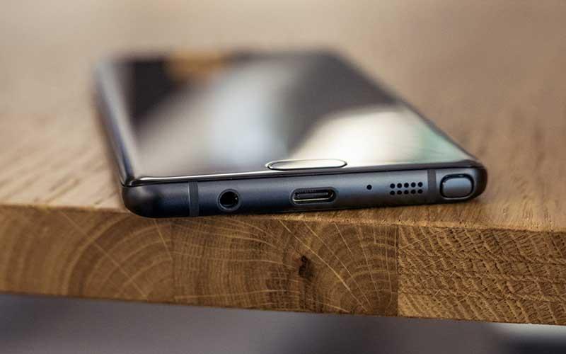 Новый и удобный Samsung Galaxy Note 7