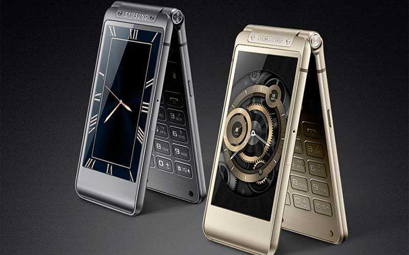 Samsung Veyron выглядит как раскладушка