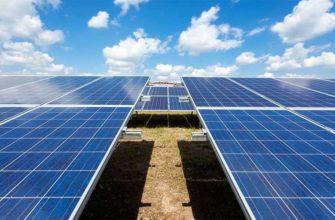 Чернобыльская зона может стать солнечной электростанцией