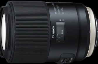 Tamron 90mm F / 2.8 Di Macro - Объектив с A-mount для камер Sony