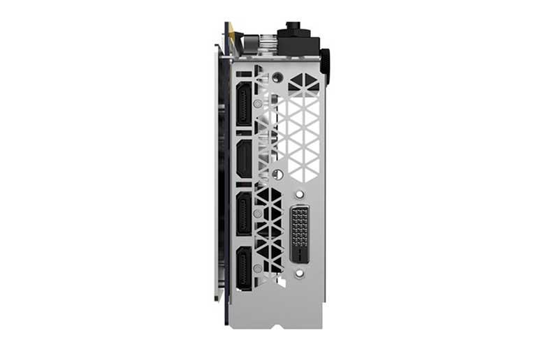 Характеристики Zotac GeForce GTX 1080 ArcticStorm