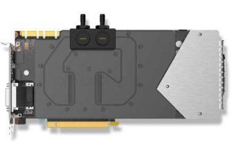 Zotac GeForce GTX 1080 ArcticStorm - Видеокарта с жидким охлаждением