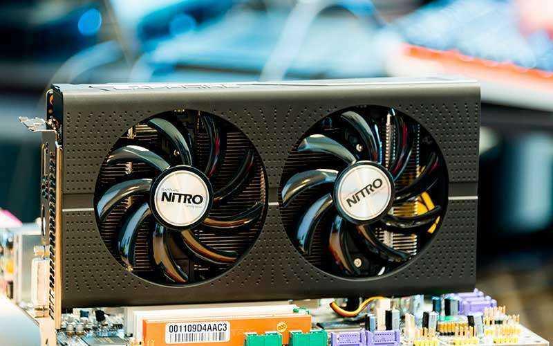 Видеокарта AMD Radeon RX 460