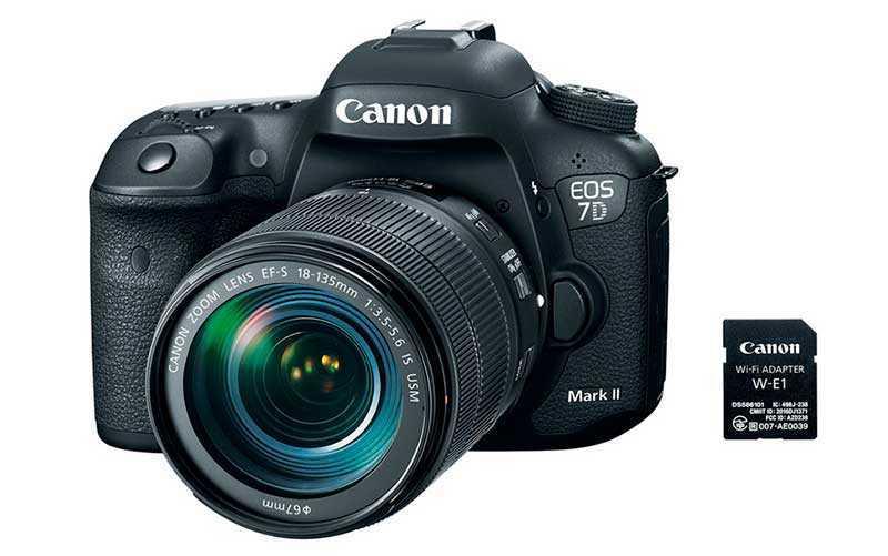 Canon вдыхает новую жизнь в 7D Mark II