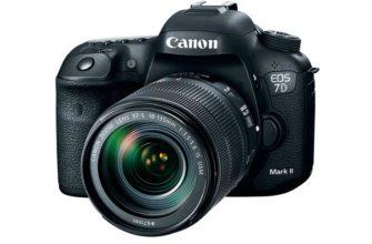 Canon 7D Mark II обновляется с новыми комплектациями