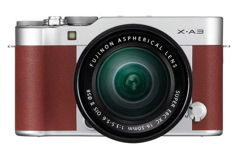 Селфи фотокамера Fujifilm X-A3