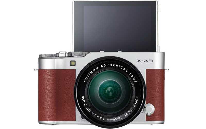 фотокамера Fujifilm X-A3
