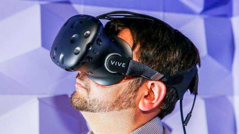 HTC Vive – Обзор