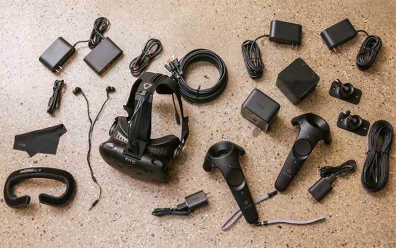 комплект HTC Vive