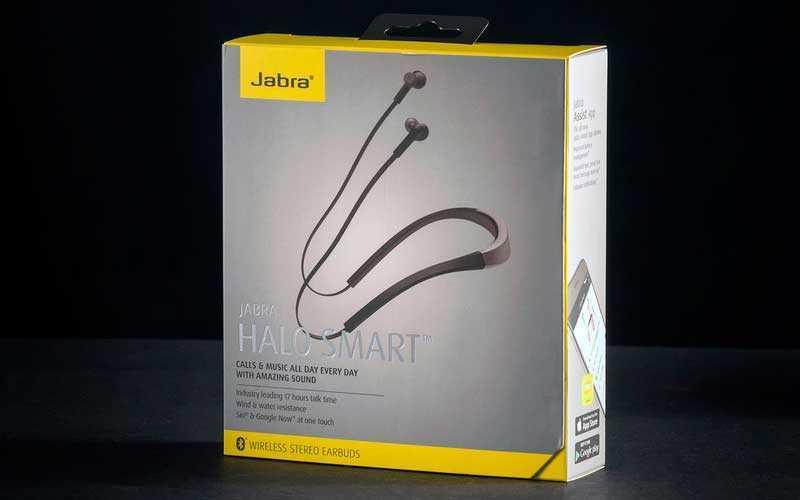 Комплектация Jabra Halo Smart