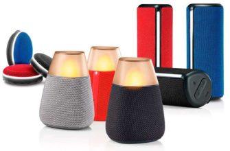LG представила три новые акустические системы PH2, PH3 и PH4