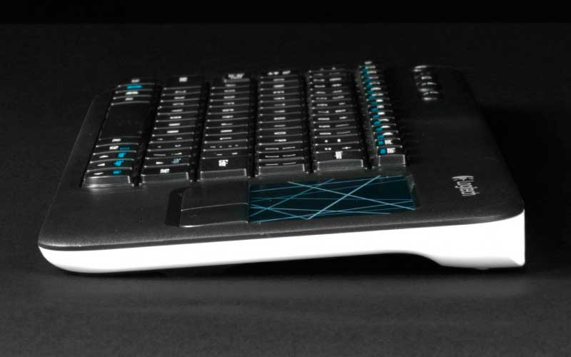 Клавиатура Logitech Wireless Touch Keyboard K400 - Отзывы