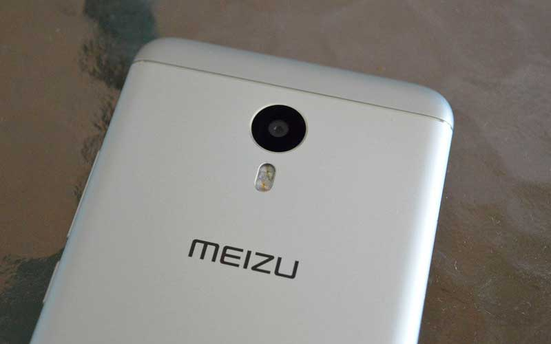 камера Meizu M3 Note