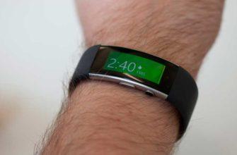 Microsoft Band 2 - Обзор нового фитнес-трекера от Microsoft