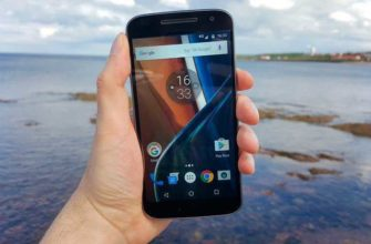 Motorola Moto G4 – Обзор недорогого смартфона