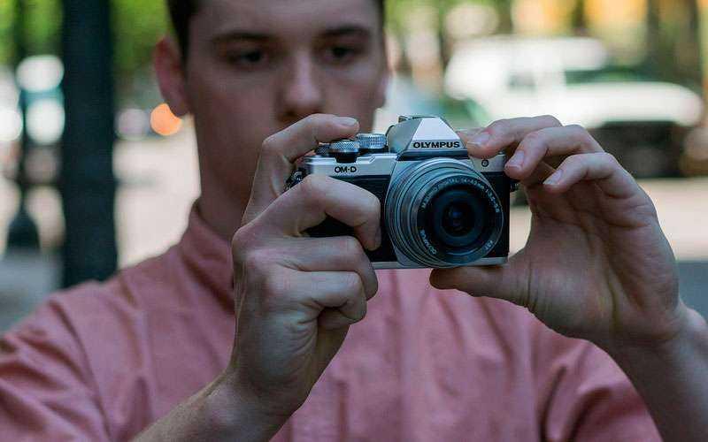 Фотокамера Olympus OM-D E-M10 Mark II – Обзор