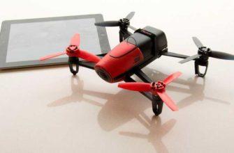 Parrot Bebop Drone - Обзор квадрокоптера не уступающего конкурентам