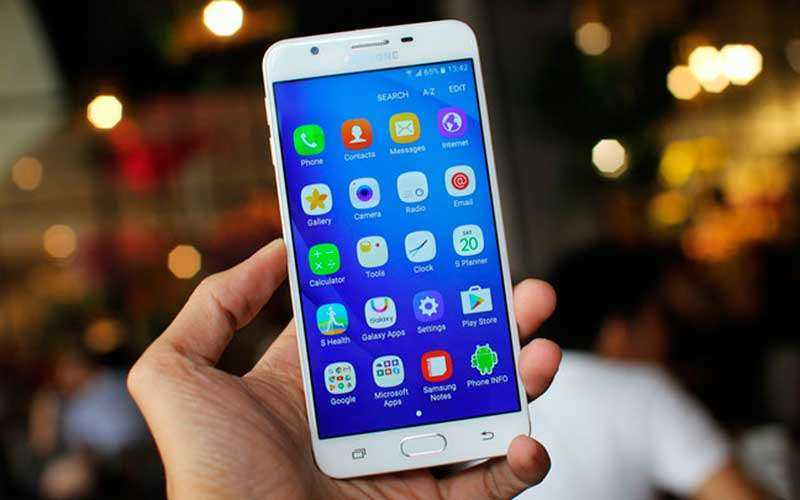 новый Samsung Galaxy J7 Prime