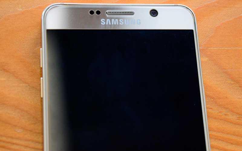 передняя камера Samsung Galaxy Note 5