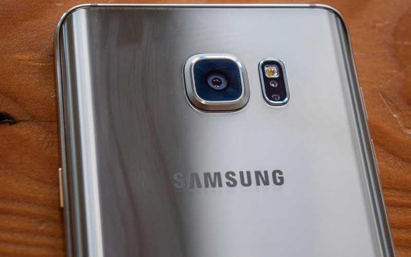 задняя камера Samsung Galaxy Note 5
