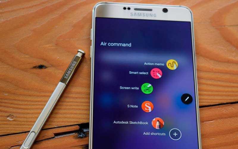 S-Pen Samsung Galaxy Note 5