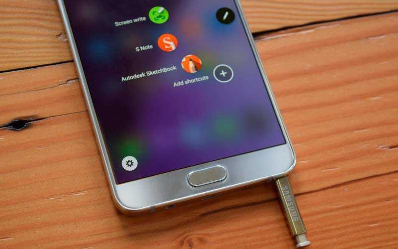 характеристики Samsung Galaxy Note 5