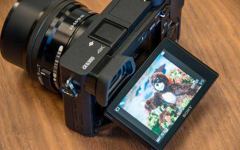 Характеристики Sony Alpha A6300