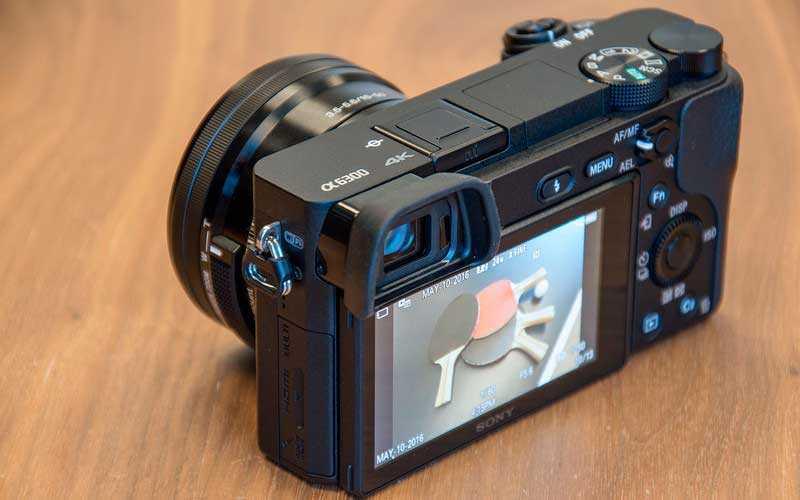 производительность Sony Alpha A6300