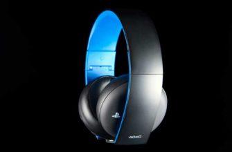 Sony PlayStation Gold Wireless Stereo – Обзор игровой гарнитуры
