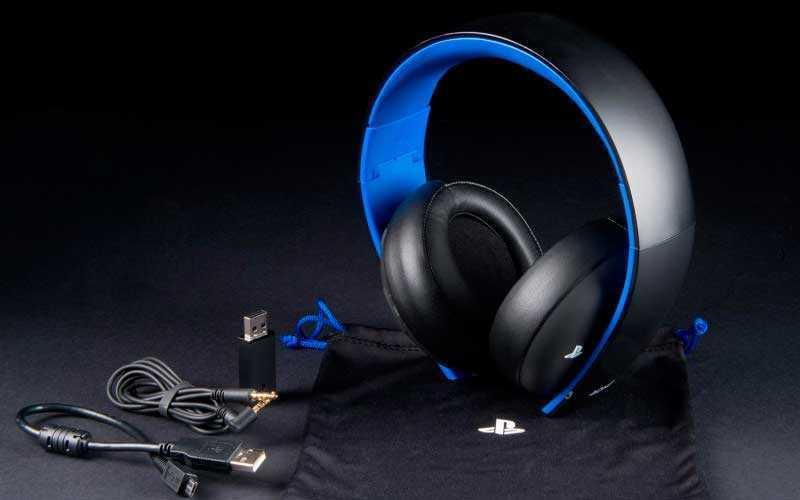 Аудио производительность Sony PlayStation Gold Wireless