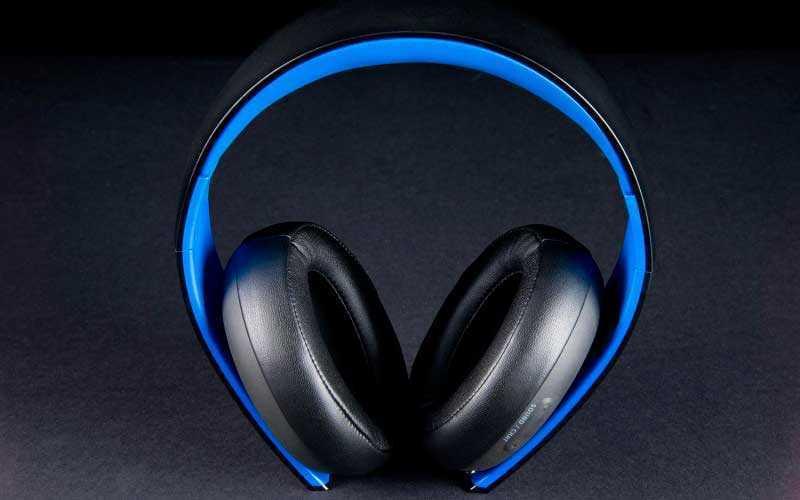 Наушники Sony PlayStation Gold Wireless Stereo - Отзывы