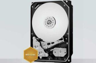 Western Digital Gold - Новый жесткий диск на 10ТБ