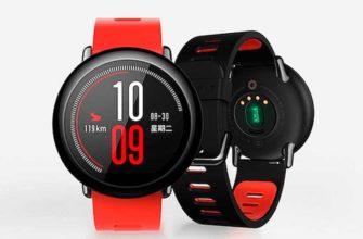 Xiaomi Amazfit Smartwatch стильные смарт часы фитнес-трекер