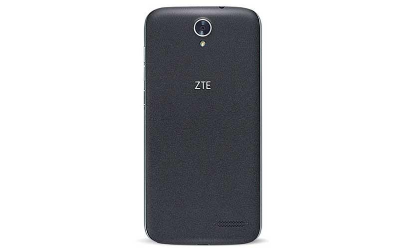 камера ZTE Warp 7