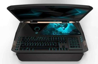 Acer представила новые ноутбуки, компьютерны и мониторы