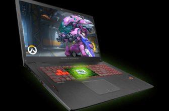 Ноутбук Asus ROG Strix GL702VM – тонкий, мощный и стильный