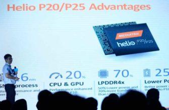 MediaTek Helio P20, P25 и X30 – Новые мощные мобильные чипсеты SoCs