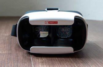 Обзор Loop VR – Очки виртуальной реальности от OnePlus