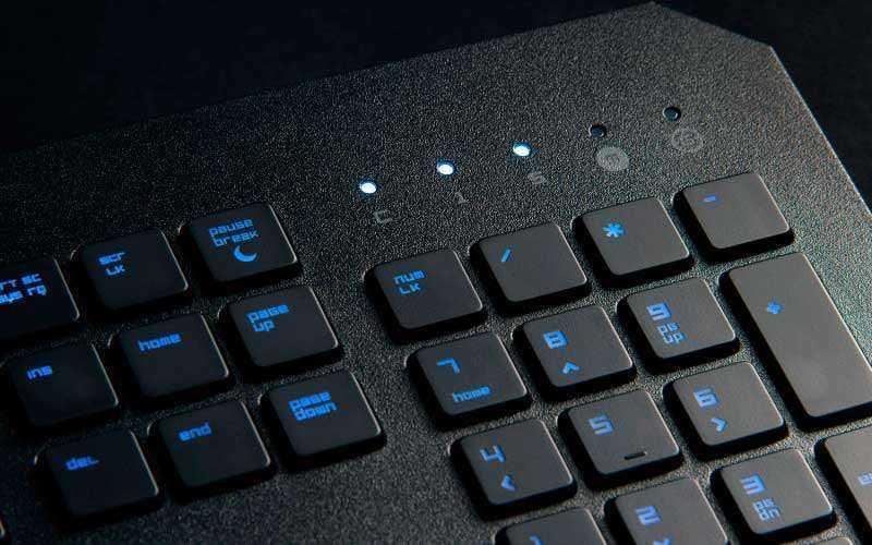 тест клавитуры Razer Deathstalker Chroma