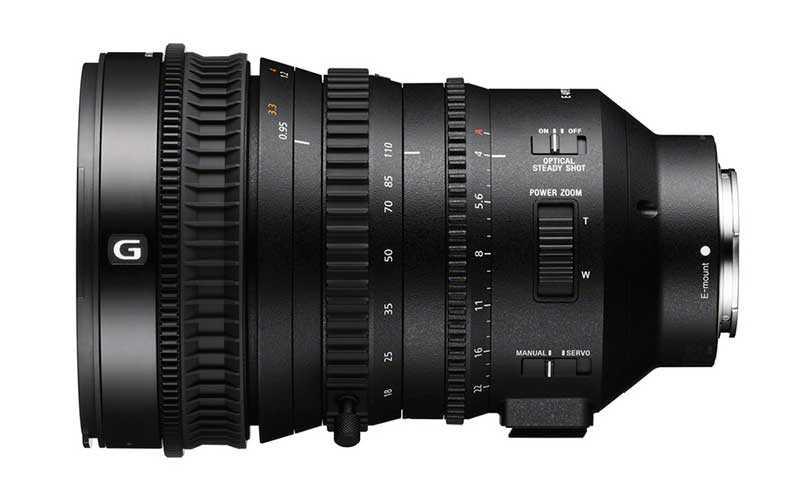 Объектив Sony E PZ 18-110mm F4 G ОSS