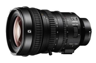 Sony E PZ 18-110mm F4 G ОSS - Объектив для профессионалов видеосъемки