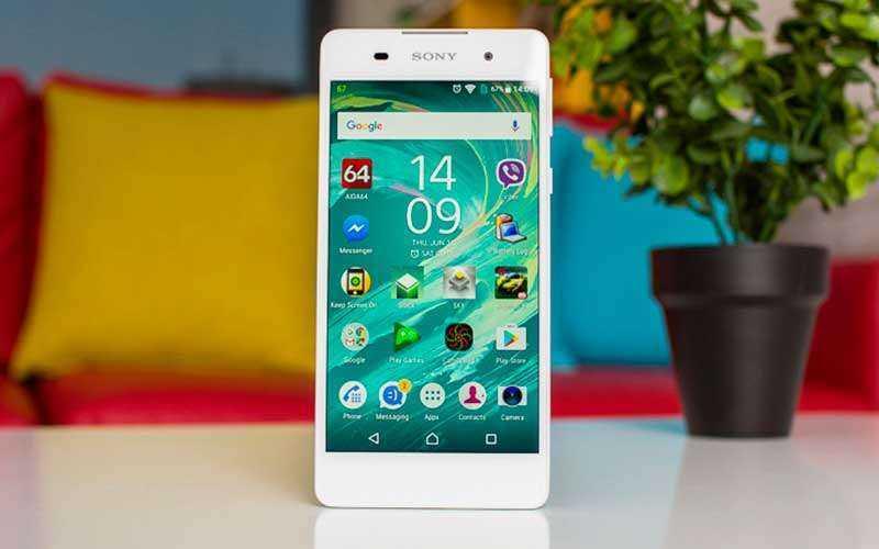 Sony Xperia E5 – Обзор